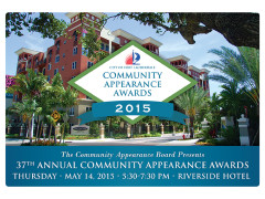 2015 City of Fort Lauderdale Community Appearance Awards